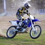 """Yamaha con Onlus Riders4Riders al crossodromo """"Monte Coralli"""""""
